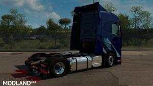 Addon for Volvo FH16 by Sogard3 with Truck for the v 1.33, 2 photo