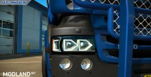 GTM Custom Headlights for Scania RJL's v 1.1, 1 photo