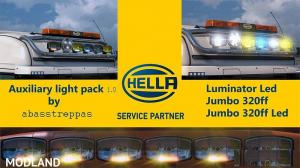 Hella Auxiliary Light Pack v 2.0 by abasstreppas, 1 photo