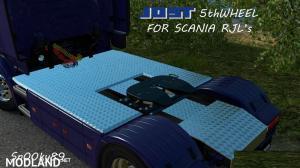 Jost 5th Wheel for Scania RJL