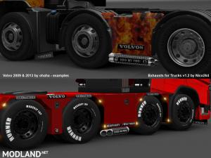 Exhausts for Trucks v 1.35 by Nico2k4, 5 photo