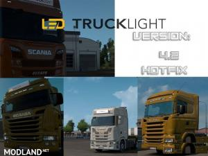 LED Trucklight v 4.2 Hotfix, 1 photo