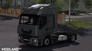 Lowdeck Addon for Iveco Stralis SCS by Sogard3, 1 photo
