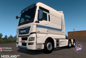 MAN TGX Euro 6 Modifications v 1.0 [1.35], 1 photo
