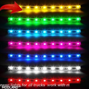 Neon Lights for all Trucks, 1 photo