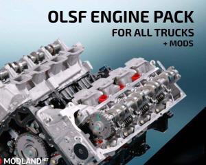 OLSF Engine Pack 35 for All trucks + mods