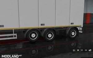 Painted Wheels for Trailers, 2 photo