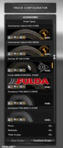 Real Tyres Mod v6.2 , 1 photo