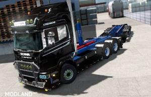 Scania RJL Abroll Combo