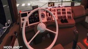 Scania Holland Style 3-Spoke Steering Wheel V 2.0, 1 photo