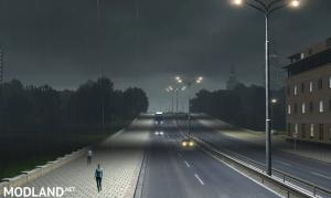Better Flares 3.3a [UPD 11/7/20] for ETS2, 2 photo