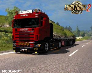 Accessories Pack v 1.1 for RJL's Scanias by V Mourtos, 2 photo