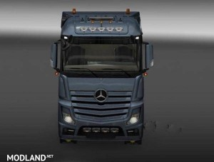 Actros MP4 Addons, 1 photo