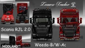 Scania RJL 2.0 Add-on by Zeeuwse Trucker, 2 photo