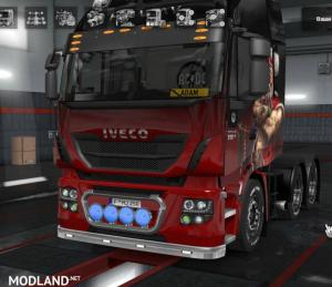 Angel Eyes for Iveco Hiway 1.35.x
