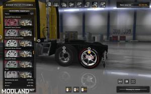 Super Sport Wheels Pack v2.0 ETS2 [1.35&up], 15 photo