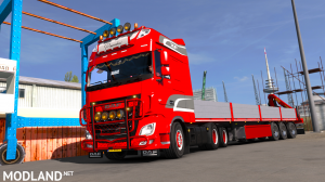 DAF Euro 6 Tuning Pack v 1.0, 4 photo