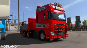 DAF Euro 6 Tuning Pack v 1.0, 1 photo