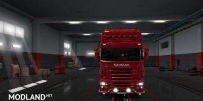 DLC HS Schoch for Scania RJL