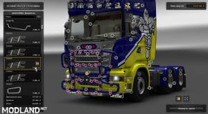 Tuning Scania R (SCS) (1.31, 1.32), 1 photo