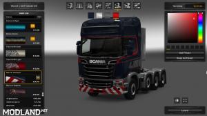Scania engine pack , 1 photo