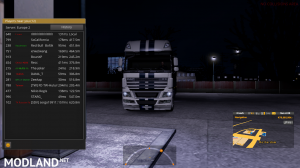 mix truck mod for multi player