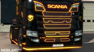 Golden Griffin Scania S parts and Skins, 6 photo