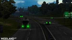 Xenon Green Light All Trucks ai vehicles, 1 photo
