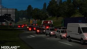 Xenon Red Light All Trucks ai vehicles, 1 photo