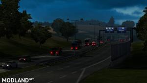 Xenon Red Light All Trucks ai vehicles, 2 photo