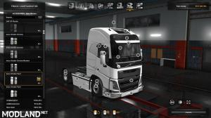 Extrem Customization Unlock All Part For All Truck 1.35.X - External Download image