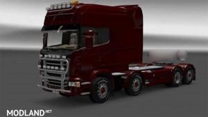 Fuel tank 9900 litres