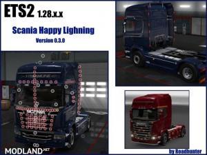 Scania Happy Lightning v 0.3, 1 photo