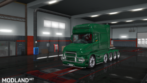 Mod Tuning Addon for Scania T by RJL v 1.0 [1.34], 2 photo
