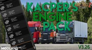 Kacper's Engine Pack v 3.26, 1 photo