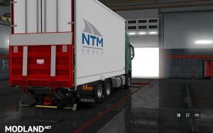 Kraker, NTM, Ekeri Tandem addon for Volvo FH 2012 [1.31], 3 photo