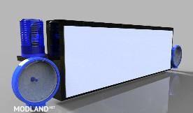 Lightbox with lights, on slots v1.7, 1 photo