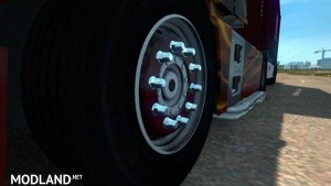 MAN TGX E6 Wheels, 1 photo