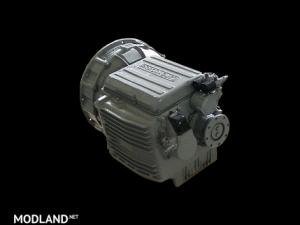 Praga 2M70 2 speed automatic transmission V 2.0