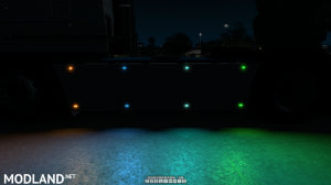 [ETS/ATS] Boreman LED Marker Lights v1.4 [11.07.2018], 3 photo