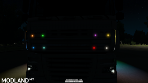 [ETS/ATS] Boreman LED Marker Lights v1.4 [11.07.2018], 4 photo