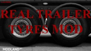 Real Trailer Tyres Mod v 1.4 [1.35], 1 photo