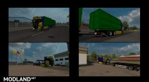 Abroll Scania RJL by FHJ Transporte v1.1, 1 photo