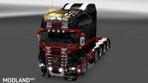 RJL's Scania Accessories ReMoled v12.2.2.3 (1.28, 1.30), 1 photo
