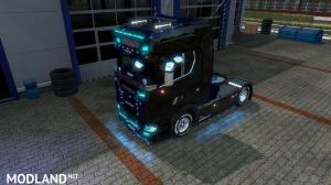 Scania Next Gen ReMoled V1.8.1 1.35.x, 1 photo