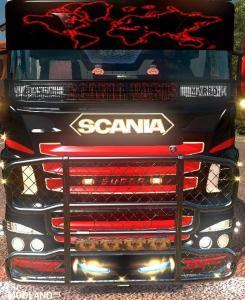 Scania RJL Sunshild 1.34.x
