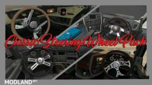 Classic Steering Pack for ETS 2, 1 photo