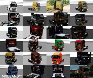 Signs on your Truck v1.1.1.65 1.35.x, 1 photo