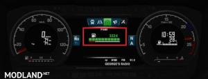 All Truck x2.5 tank size + engine torque v1.1, 1 photo