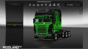 V8K Blaine V8 Sunshield v 2.2 Black